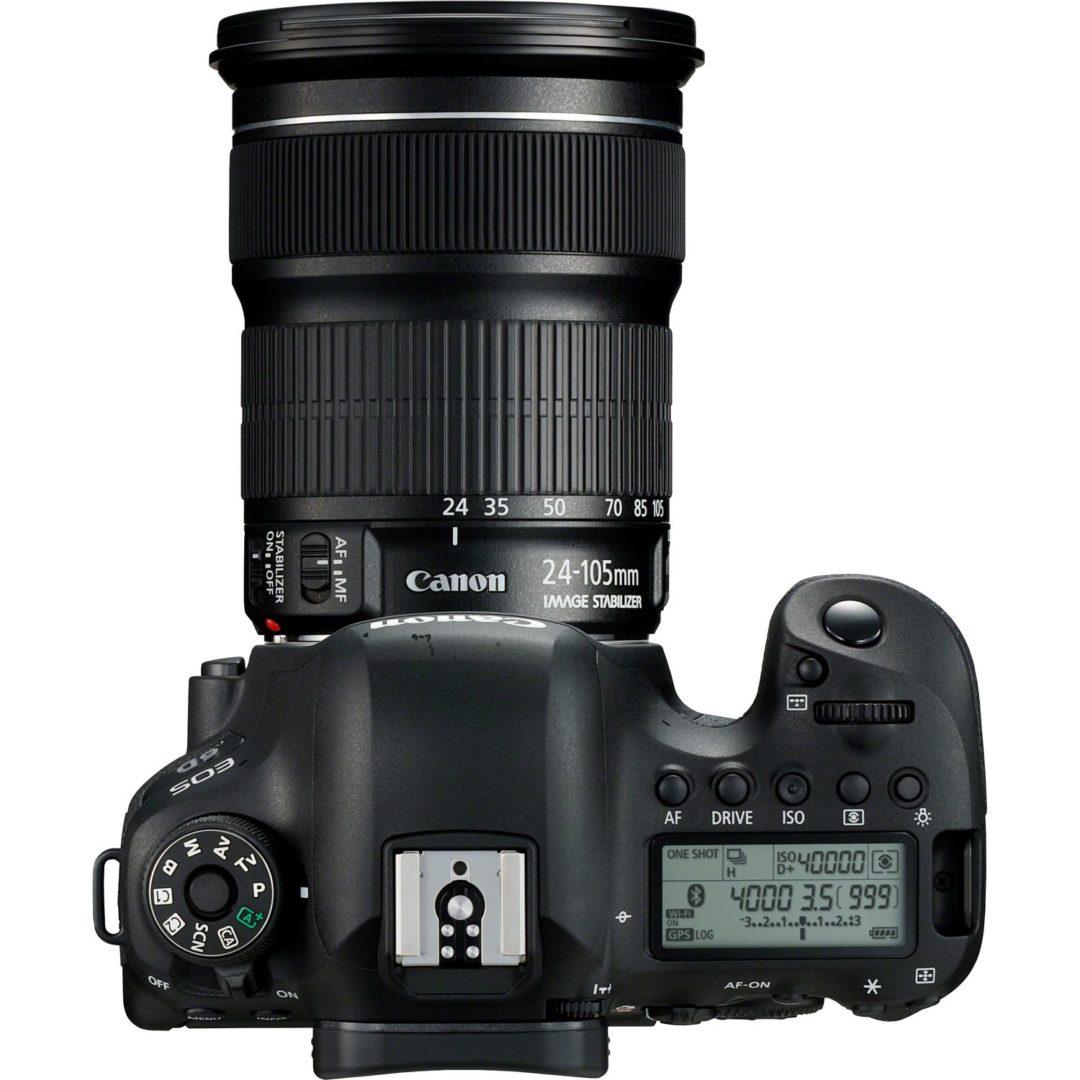Canon EOS 6D Mark II EF 24-105mm USM - OLIVOS DIGITAL