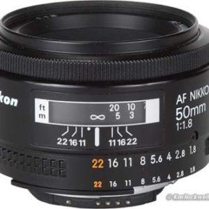 Nikon AF NIKKOR 50mm