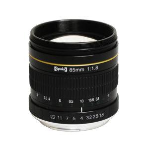 Opteka Fx 85mm F/1.8