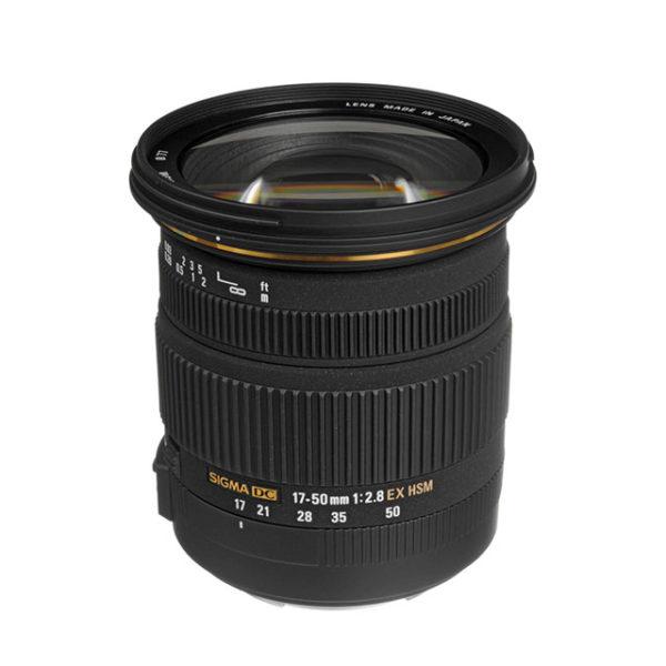 Sigma 17-50mm f2.8