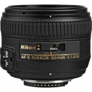 Nikon AF-S 50mm