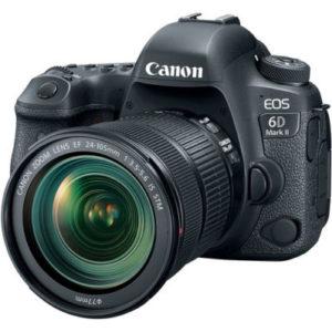 Canon EOS 6D Mark II 24-105mm