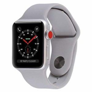 Apple Watch Series 3 42mm (Silver) olivos