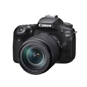 Canon EOS 90D 18-135mm nuevas