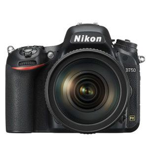 Nikon D750 Kit 24-120mm nueva