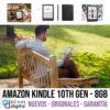 Amazon Kindle 10th Gen 8GB (no es Paperwhite)