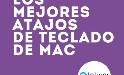 Los mejores atajos de teclado de Mac en español