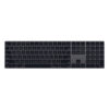 Apple Wireless Keyboard Numeric (Space Gray) MRMH2LL/A